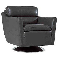 Clio Leather Armchair