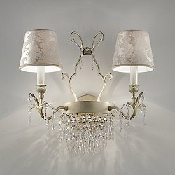 Glasse A2+1 Wall Sconce