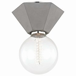 Lynn Semi-Flush Mount Ceiling Light