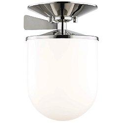 Audrey Semi-Flush Mount Ceiling Light
