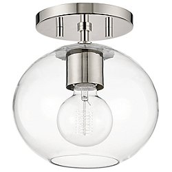 Margot Semi-Flush Mount Ceiling Light