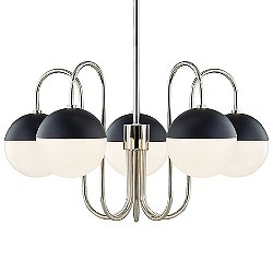 Renee Five Light Chandelier