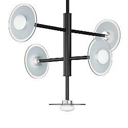 Orazio LED Multi-Light Pendant Light