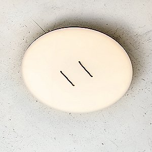 Button Surface Mount Wall/Ceiling LED Light by ANDlight
