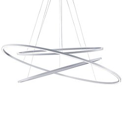 Ellisse Triple Pendant Light