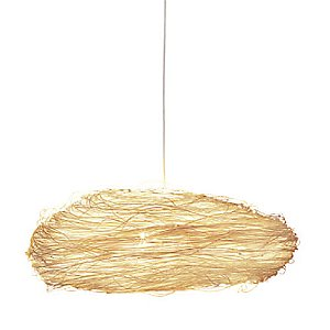 Hanging World Suspension Light by Ango
