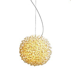 Full Moon Suspension Light by Ango