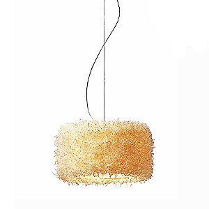 Snow Circle Pendant Light by Ango