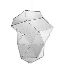 Fold Opale LED Pendant Light