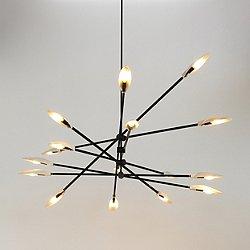 Spark 4-30M LED Chandelier