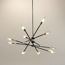 Spark 3-30 LED Chandelier