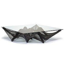Geo Cocktail Table