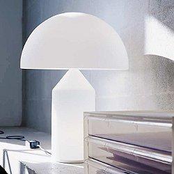 Atollo Glass Table Lamp (Medium) - OPEN BOX RETURN