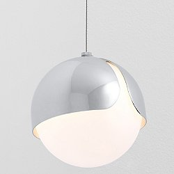 Ohm 1-Light Pendant Light