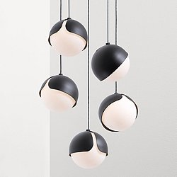 Ohm 5 Multi-Light Pendant Light