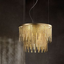 Rain Large Pendant Light
