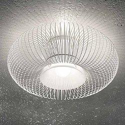 Spring PL55 Semi-Flush Mount Ceiling Light