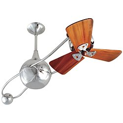 Brisa 2000 Ceiling Fan - Wood Blades