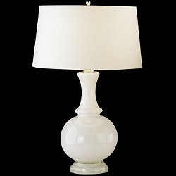 Harriet Glass Table Lamp