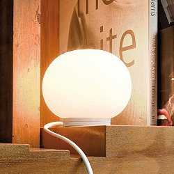 Mini Glo-Ball T Table Lamp