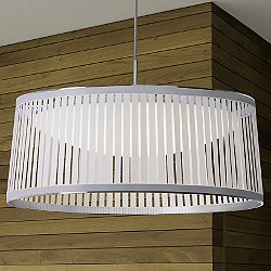 Solis Drum LED Pendant Light