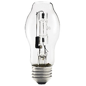 43W 120V BT15 E26 EcoHalogen Clear Bulb 2-Pack by Bulbrite