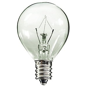 40W 120V G11 E12 Krypton Clear Bulb by Bulbrite