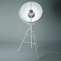 Fortuny Floor Lamp - White