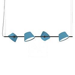 Tam Tam 4-Light Linear Suspension Light