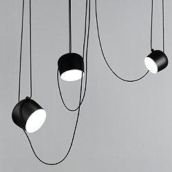 Aim Small LED 3-Light Pendant Light