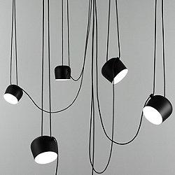Aim Small LED 5-Light Pendant Light