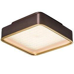 Pan LED Flush Mount Ceiling Light
