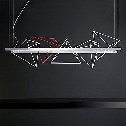 Rock Garden Linear Suspension Light