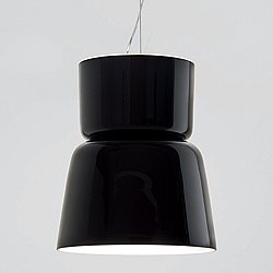 Bloom S5 Pendant Light (Black Crystal) - OPEN BOX RETURN