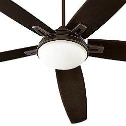 Vector 72 Inch Ceiling Fan (Oiled Bronze) - OPEN BOX RETURN