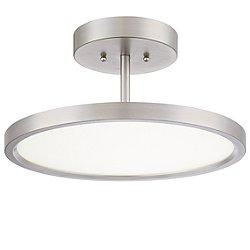 Carmina LED Semi-Flush Mount Ceiling Light