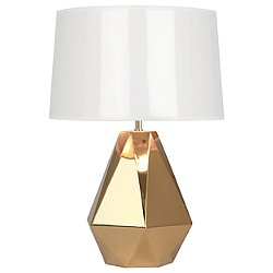 Delta Gold Table Lamp