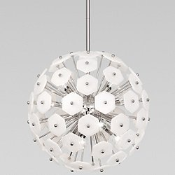 Vienna Globe Pendant Light