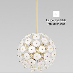 Vienna Chandelier (Modern Brass/Large) - OPEN BOX RETURN