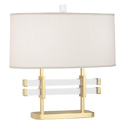 Plexus Oval Table Lamp