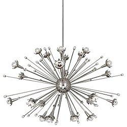 Sputnik Chandelier (Polished Nickel/Large) - OPEN BOX RETURN
