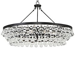 Bling Large Chandelier(Deep Patina Bronze) - OPEN BOX RETURN