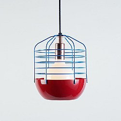 Bluff City 8 Inch Pendant Light