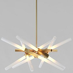 Astral Agnes 12-Light LED Chandelier