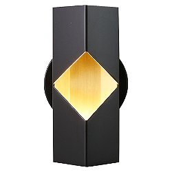 Notch Wall Sconce