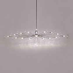 Cluster Oval HL17 Pendant Light