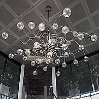 Big Bubbles HL 35 Chandelier