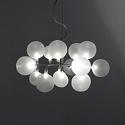 Cluster Crown HL16 Pendant Light