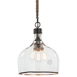 Demi John 3-Light Pendant Light