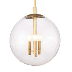 Cafe Globe Pendant Light